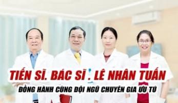 Bác sĩ Lê Nhân Tuấn Và Đồng Nghiệp
