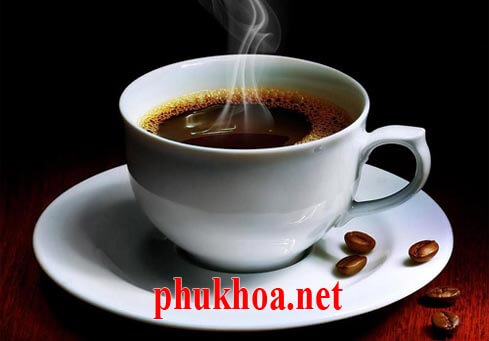 Thực hư về việc uống cà phê làm ngừng kinh nguyệt